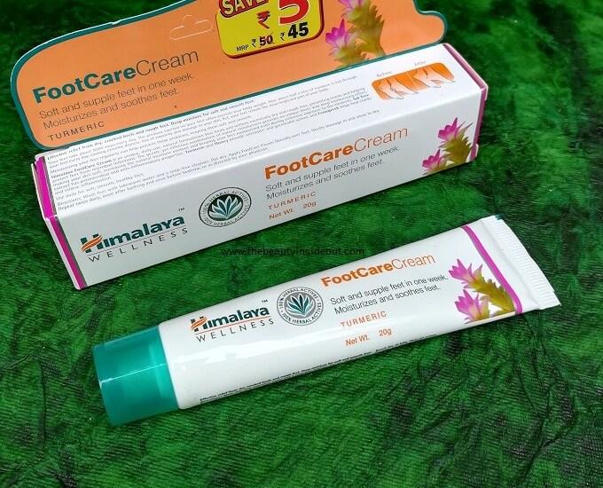 Himalaya Foot Care Cream