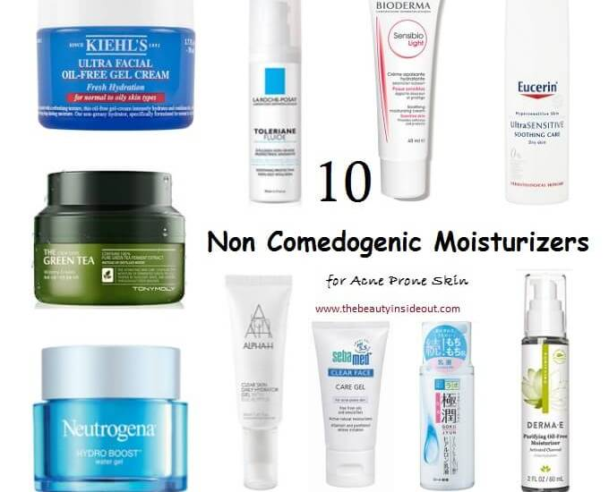 10 Non Comedogenic Moisturizer For Acne Prone Skin 2019 (According