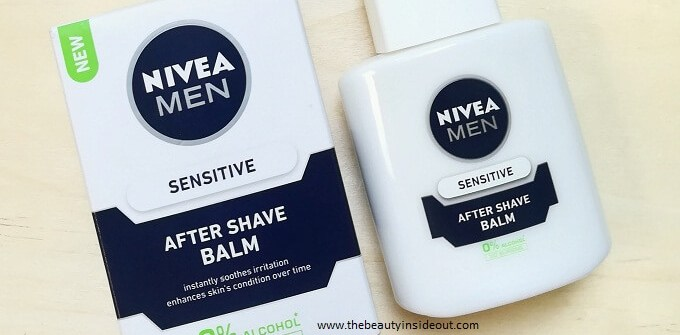 Nivea After Shave Balm Sensitive Review