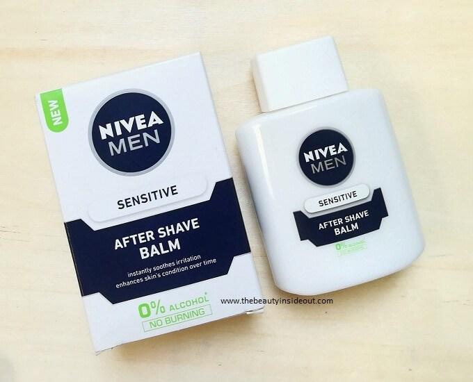 Nivea After Shave Balm Sensitive Review