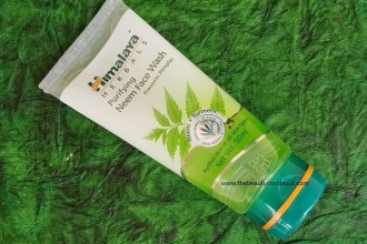 Himalaya Neem Face Wash Review