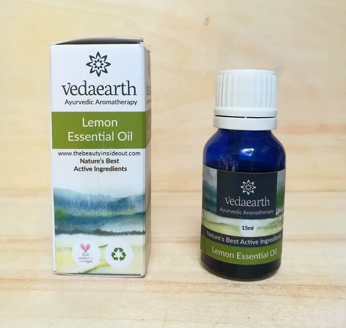 Vedaearth Lemon Essential Oil