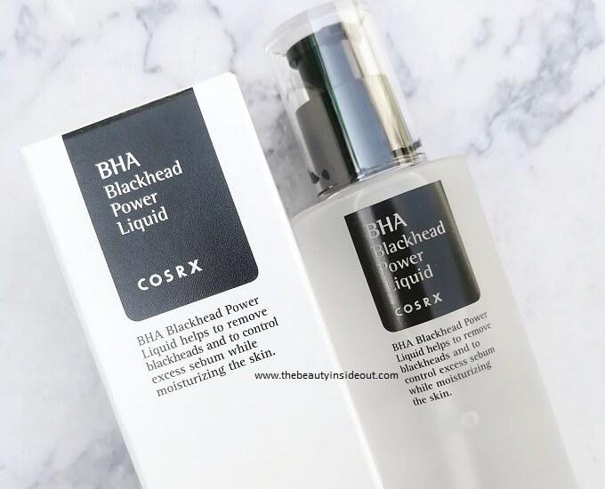 Cosrx BHA Blackhead Power Liquid Review