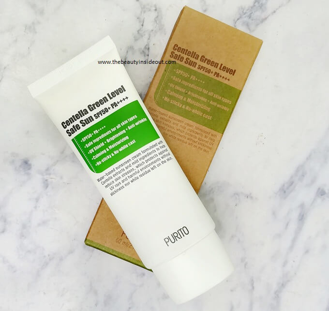 Purito Centella Sunscreen