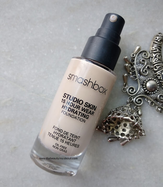 Smashbox Studio Skin Foundation Review