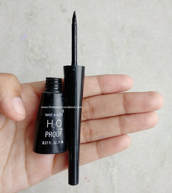 Wet n Wild H20 Proof Liquid Eyeliner Wand