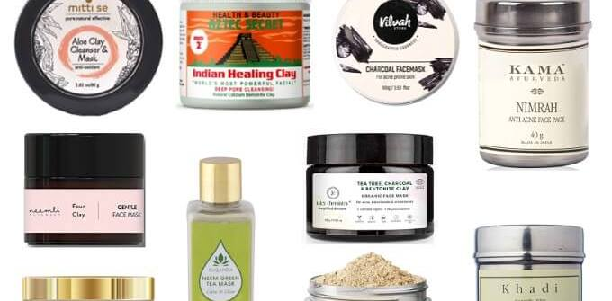 10 Best Chemical Free Face Masks