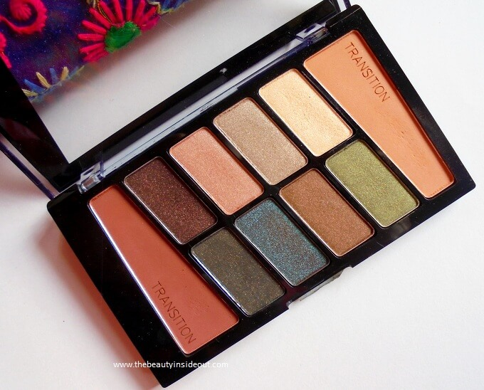 Wet n Wild Color Icon Eyeshadow Palette Comfort Zone