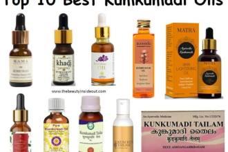 Top 10 Best Kumkumadi Oils