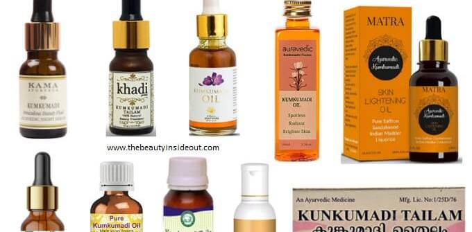Top 10 Best Kumkumadi Oils