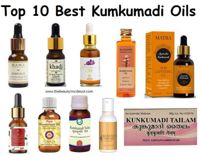 Best Kumkumadi Tailam Brands in India