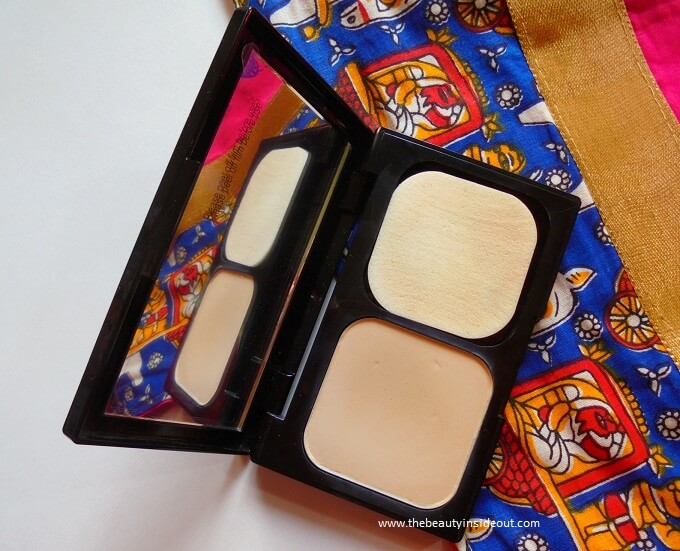 Maybelline Fit Me! Powder Foundation 128 Warm Nude Packaging