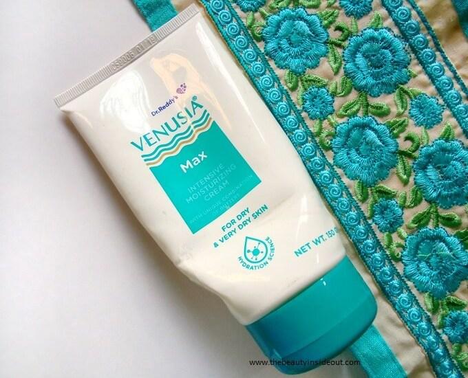 Venusia Max Intensive Moisturizing Cream Review