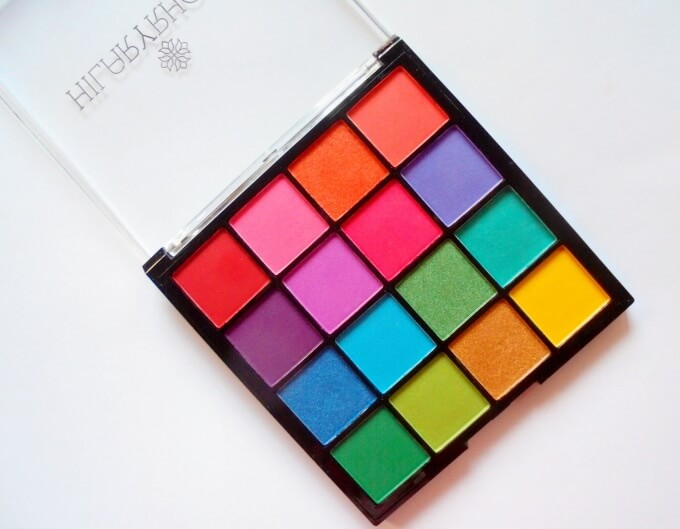 Hilary Rhoda 16 Eye Shadow Palette