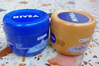 Nivea Body Cream Review