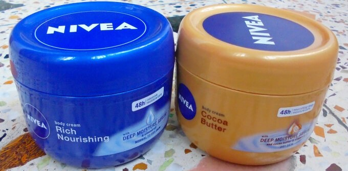 Nivea Body Cream Review
