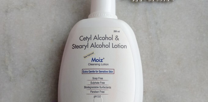 Moiz Cleansing Lotion Review