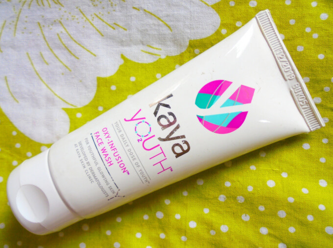 Kaya Youth Face Wash Review