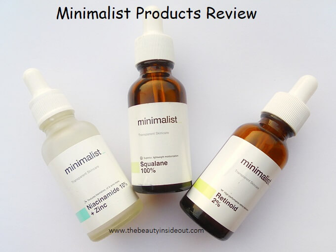 Be Minimalist Products Review