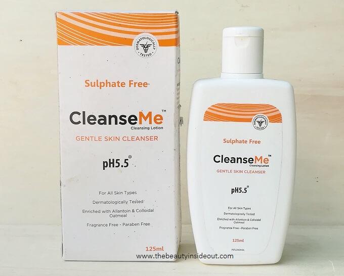 CleanseMe Cleanser - Cetaphil Alternative
