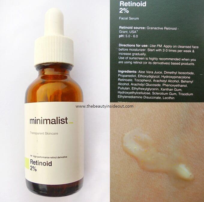 Minimalist Granactive Retinoid 2%