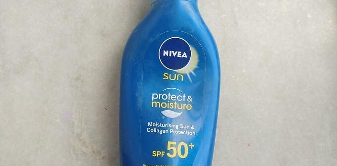 Nivea Sunscreen SPF 50