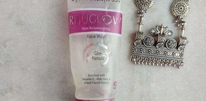 Rejuglow Face Wash Review