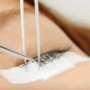 Semi-Permanent Eyelash Extensions