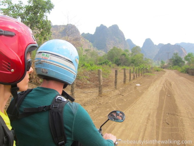 paysage karstiques de la boucle de Thakhek, Laos