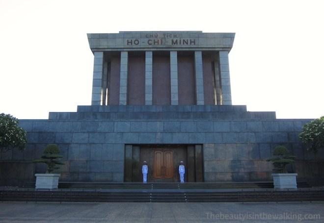 Mausolee_Ho Chi Minh_Hanoi
