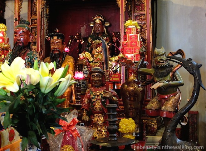 Temple de la Montagne de Jade, Hanoï
