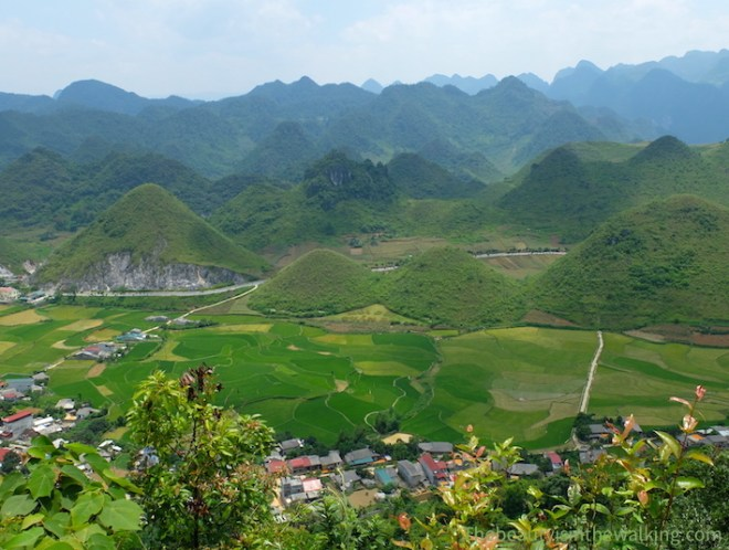 Nui Doi - géoparc Ha Giang