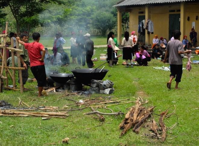 Hmong celebration