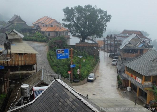 Le village de Jing Mai
