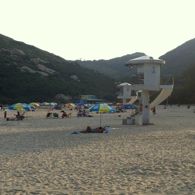Shek O Beach - Hong Kong