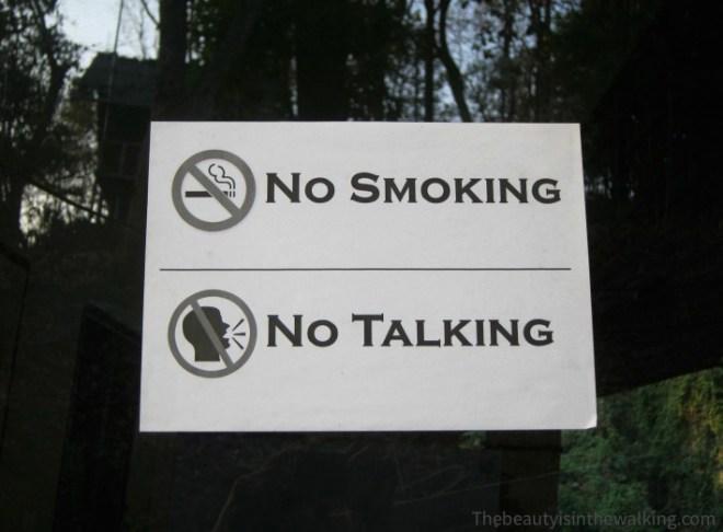Silence obligatoire