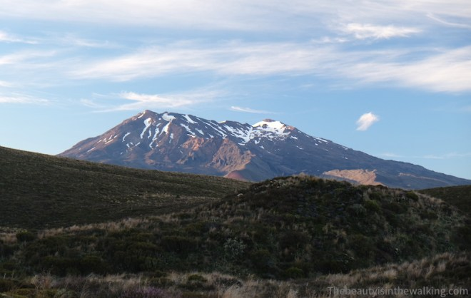 Mount Ruapehu, Tongariro Alpine Crossing, NZ