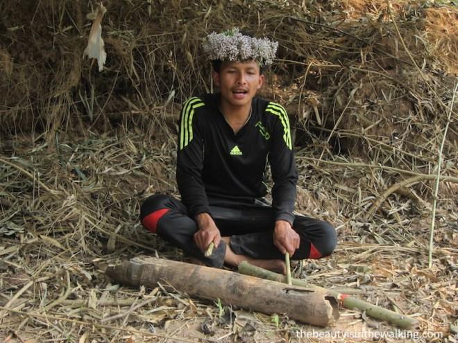 Chant laotien