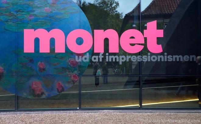 Exposition Monet. Beyond Impressionism – Musée Ordrupgaard, Denmark