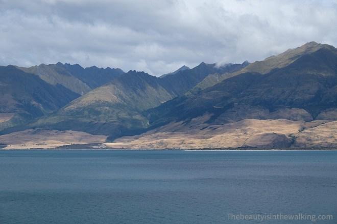 Hawea Lake, NZ (Theme: wild / sauvage)