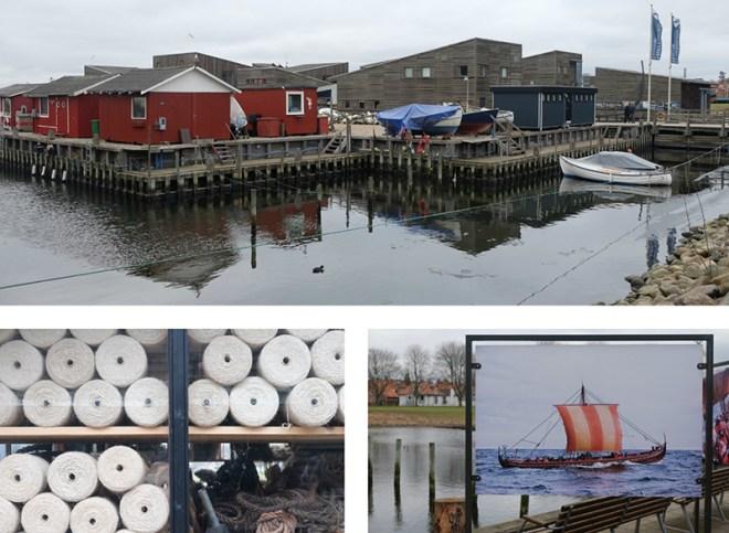 Musée des bateaux vikings