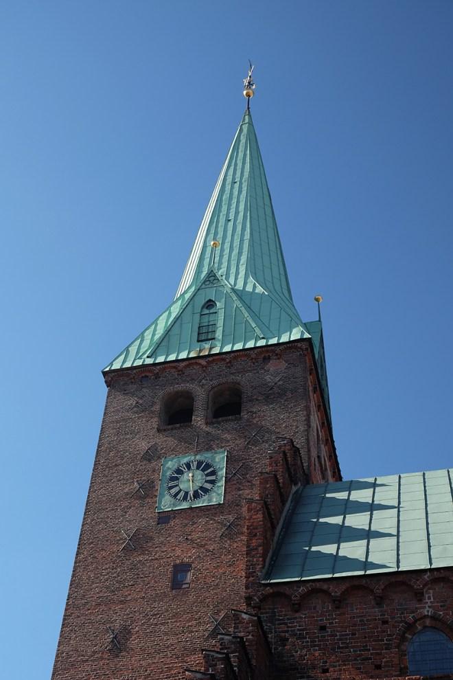 Sankt Olaf Kirke, Helsingør, Danemark