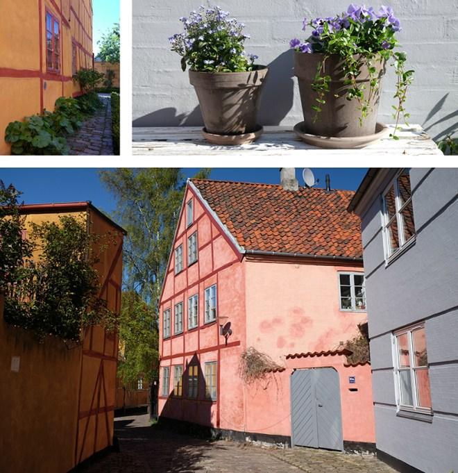 Maisons à colombages d'Helsingør, Danemark