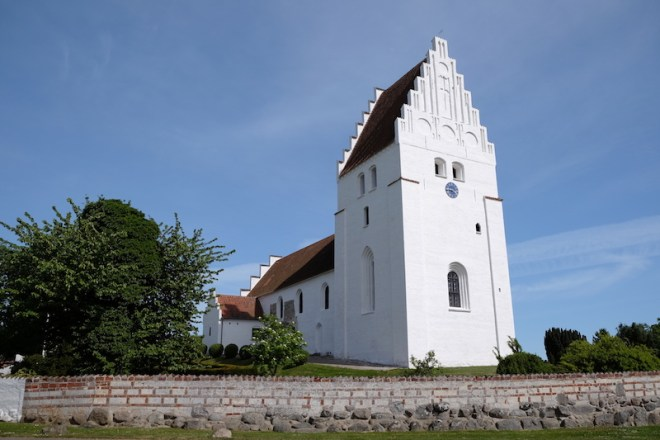Elmelunde Church, Møn