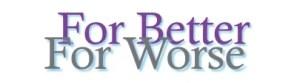 ForBetterOrWorse logo - ForBetterOrWorse logo