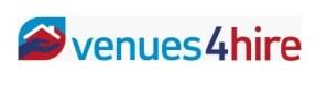 venues4hire logo - venues4hire logo