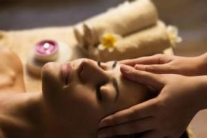 Head massage scaled - Head massage
