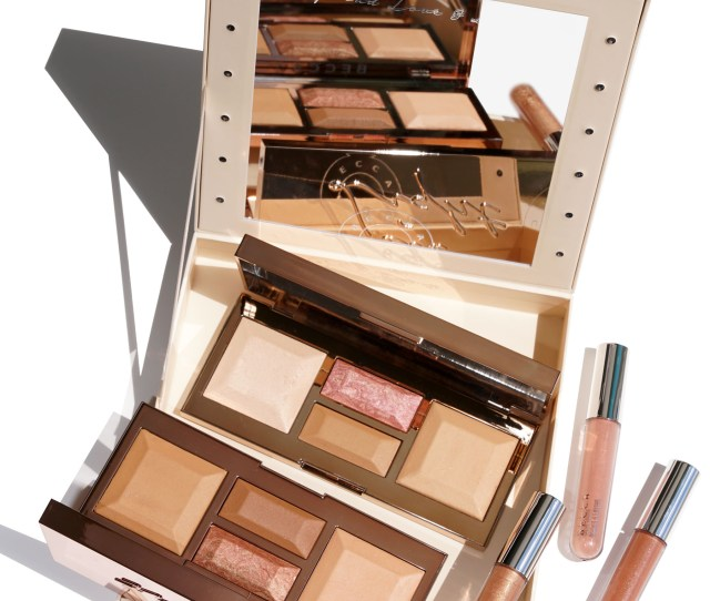 Becca Be A Light Face Palette Review The Beauty Look Book