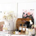 Best Decorative Trays For Your Vanity Beauty Products The Beauty Look Book