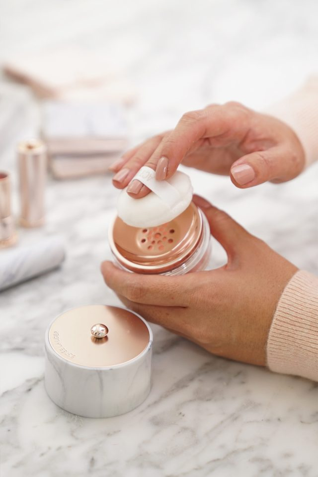 Estee Lauder Act IV Party Puff Starlucent Filtered Powder